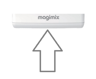 Magimix Base - White 3200 for 18300 or 18326
