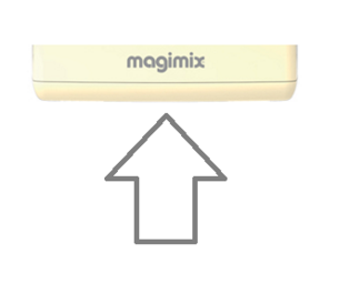Magimix Base - Cream 4200 4200xl 5200 5200xl