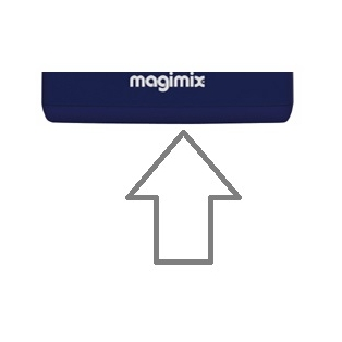Magimix Base - Premium Blue 5200xl - 18537 18566