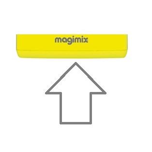 Magimix Base - Yellow 5200xl - 18565 18514