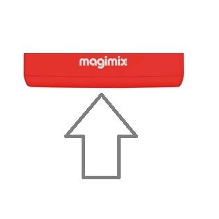 Magimix Base - Orange 5200xl 18536 18564