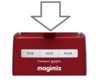 Magimix 3200xl Top Case Red 18364