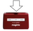 Magimix 4200xl Top Case Red 18432 18474