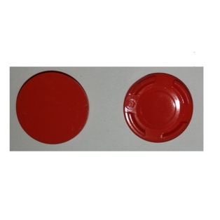 Magimix Screw Cover Red x 3 Red Plastic - Food Processor
