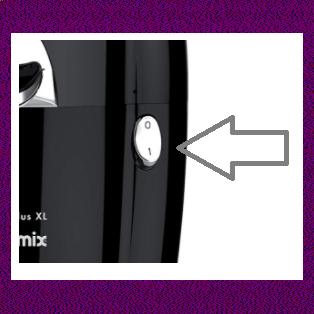 Magimix Le Duo XL Plus Chrome Switch For 18035 18045