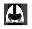 Magimix Le Duo XL Spout For Le Duo Bowl - Chrome