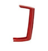 Magimix 5200xl Handle Inset for Bowl 5200 5150 - Red
