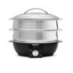 Magimix Steamer & Rice Cooker Stainless Food Steamer 11578