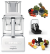 Magimix Cuisine Systeme 5200xl White Premium Food Processor