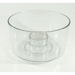 Magimix Le Duo Clear inner Bowl for Slicing & Grating