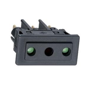 Nemox Gelato 2200 Intake Black Female Plug 3025