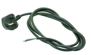 1mm - 3 Core Power Cable Magimix 11569 Fryer Cable