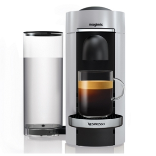 Magimix Vertuo Plus Coffee Maker with Vertuo Capsule
