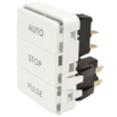 Magimix 3100 4100 5100 White On/Off Pulse Switch (No Frame)
