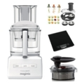 Magimix Cuisine 5200xl White Spiral Expert, Juicer, Scales