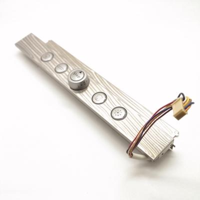 Magimix Vision Toaster PCB 11526 Control Button, Satin