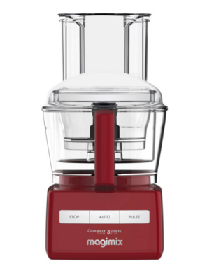 Magimix Compact System 3200XL Red Food Processor 18374 NEW