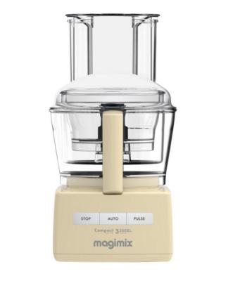 Magimix Compact System 3200XL Cream Food Processor 18375 NEW