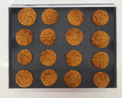 Bake O Glide Baking Mesh Mat Bread, Biscuits, Pastries etc