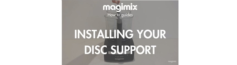 Magimix Disc Supports