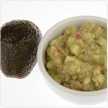Guacamole dip part of 5 a day