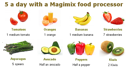 Magimix 5 a day