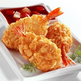 ideal for prawn tempura
